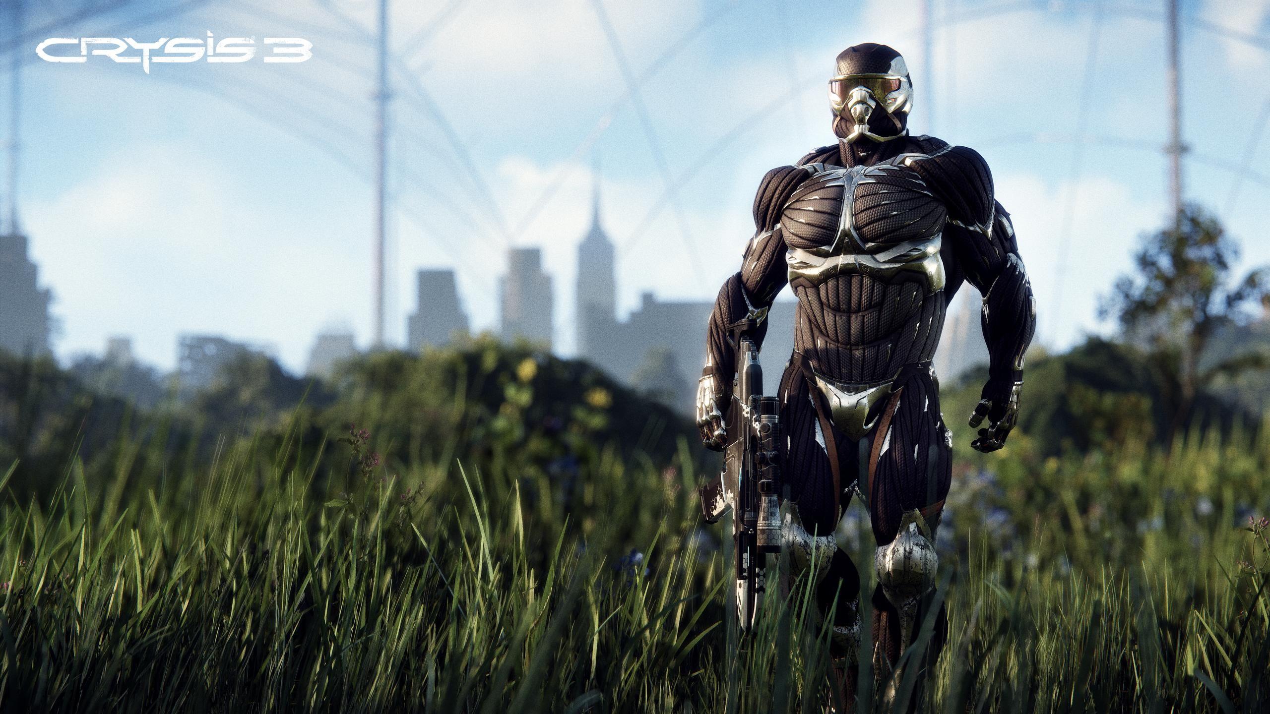 Скачать бесплатно Crysis 3 Hunter Edition (2013/RUS/L) без