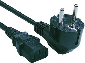 Кабель Gembird PC-186-VDE 1.8m Black 2000717