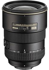 Объектив Nikon AF-S 17-55 мм f/2.8G IF-ED DX
