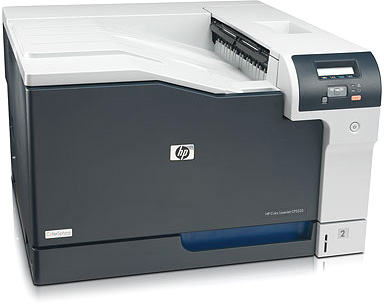 Принтер HP CE711A LaserJet Color CP5225n A3, цветной