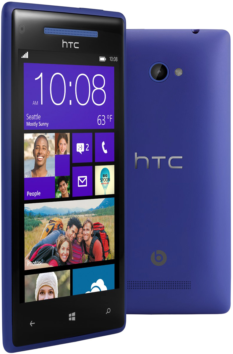 Htc 8X Download Apps