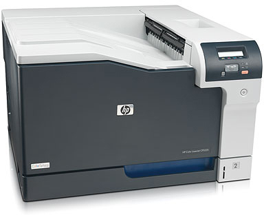 Принтер HP CE710A LaserJet Color CP5225 A3, цветной