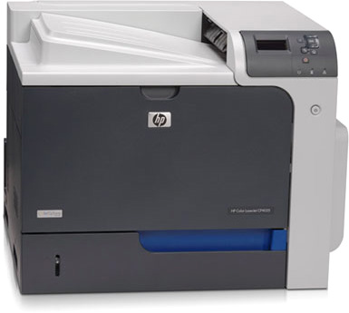 Принтер HP CC489A LaserJet Color CP4025n