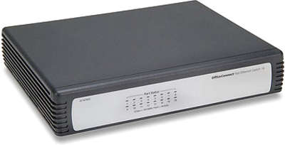Коммутатор HP (JD858A) V1405-16 Desktop, 16-ports 10/100BASE-TX