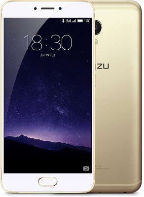 Смартфон Meizu MX6 32Gb Gold