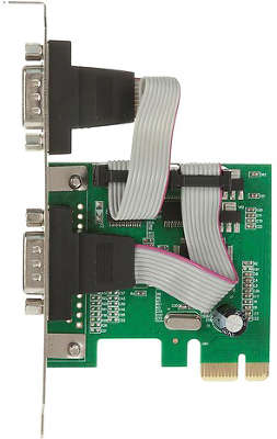 Контроллер * PCI-E COM 2-port MS9922 bulk