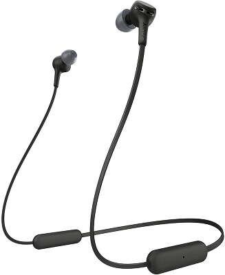 Наушники Sony WI-XB400, чёрные