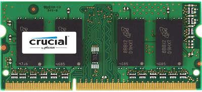 Модуль памяти DDR-IIIL SODIMM 16Gb DDRDDR1600 Crucial (CT204864BF160B)