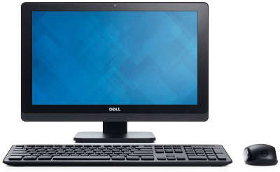 "Моноблок Dell Optiplex 3030 19.5"" Touch i5 4590S (3.0)/ 8Gb/ 500Gb/ HDG4600/ DVDRW/ W7P upgW8.1Pro/ Kb+Mouse/"