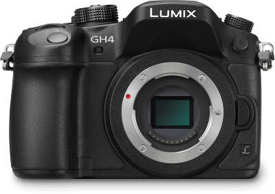 Цифровая фотокамера Panasonic Lumix DMC-GH4EE-K Black Body