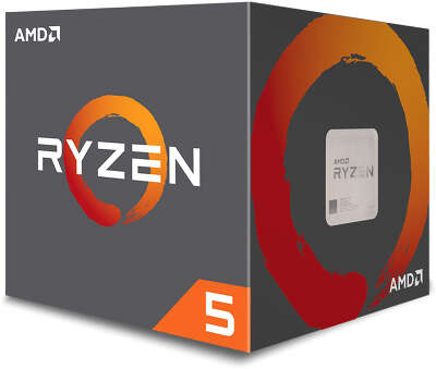 Процессор AMD RYZEN 5 3400G (3.7GHz) AM4 BOX