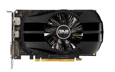 Видеокарта ASUS nVidia GeForce GTX1650 Phoenix 4Gb DDR5 PCI-E DVI, HDMI, DP