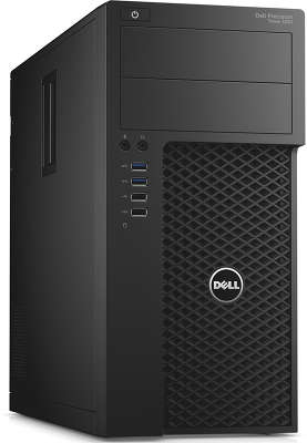 Компьютер Dell Precision 3620 MT Xeon E3-1225v5 (3.3)/8Gb/1Tb/HDGP530/W7P