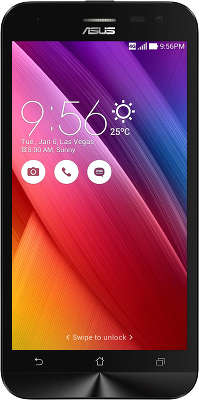 Смартфон ASUS Zenfone 2 Laser ZE500KL 16Gb ОЗУ 2Gb, Black (ZE500KL-1A119RU)