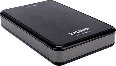 "Контейнер для HDD 2.5"" Zalman ZM-WE450 черный + WiFi + Power Bank 5200mAh (6.5 hours video streaming), USB 3.0"