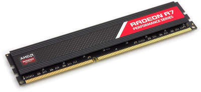 Модуль памяти DDR4 8192Mb DDR2133 AMD R748G2133U2S RTL PC4-17000 DIMM 1.2В