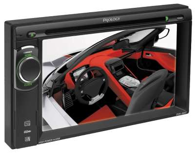 Автомагнитола CD DVD Prology DVS-265T