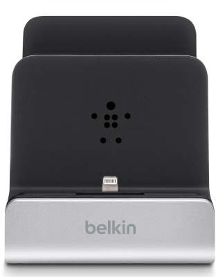 Док-станция Belkin Dual Lightning Charging Dock [F8J135VF]