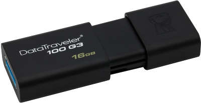 Модуль памяти USB3.0 Kingston DT100G3 16 Гб [DT100G3/16GB]