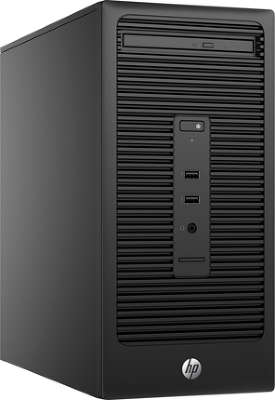 Компьютер HP 280 G2 MT PDC 4400/4Gb/500Gb/HDG/DOS/Kb+Mouse