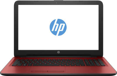 Ноутбук HP 15-ba507ur 15.6&quot; HD Red E2-7110/<wbr>4/<wbr>500/<wbr>WiFi/<wbr>Cam/<wbr>W10 [Y6F19EA]