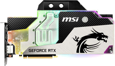 Видеокарта MSI nVidia GeForce RTX 2080 Sea Hawk EK X 8Gb GDDR6 PCI-E HDMI, 3DP