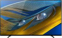 "OLED-телевизор Sony 55""/139см XR-55A80J 4K UHD с Android TV, чёрный"