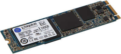 Накопитель SSD M.2 SATA III 240GB Kingston [SM2280S3G2/240G]
