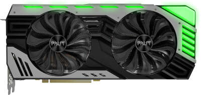 Видеокарта Palit nVidia GeForce RTX 2080 JetStream 8G V1 8Gb GDDR6 PCI-E HDMI, 3DP