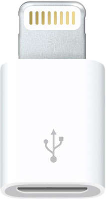 Адаптер Apple Lightning to Micro USB Adapter [MD820ZM/A]