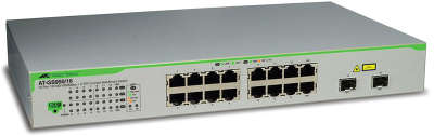Коммутатор Allied Telesis (AT-GS950/16-50) 16-портов 10/100/1000BASE-T/SFP