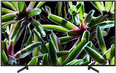 """ЖК телевизор Sony 49""""/123см KD-49XG7096 LED 4K UHD с Smart TV, черный"""