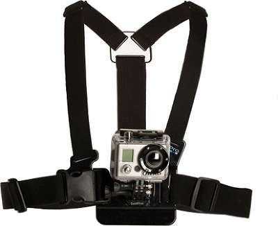 Крепление Go-Pro Chest Mount Harness [GCHM30-001]