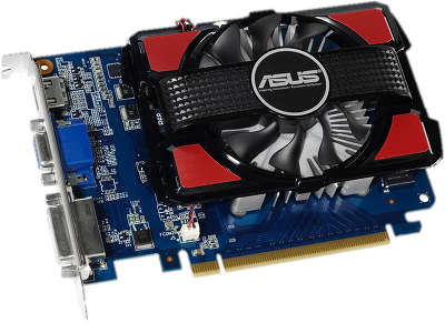 Видеокарта PCI-E NVIDIA GeForce GT730 2048MB DDR3 Asus [GT730-2GD3]