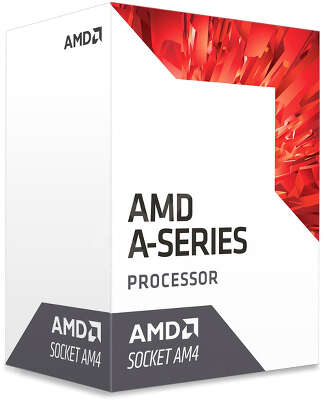 Процессор AMD A6-9500 (3.5GHz) AM4 BOX