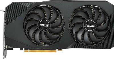 Видеокарта ASUS AMD Radeon RX 5700 EVO OC 8Gb GDDR6 PCI-E HDMI, 3DP
