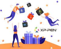При покупке XP-Pen – получите своё бесплатное ПО