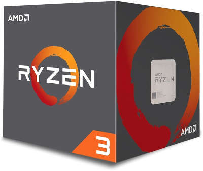 Процессор AMD RYZEN 3 1300X (3.5GHz)<wbr> AM4 BOX