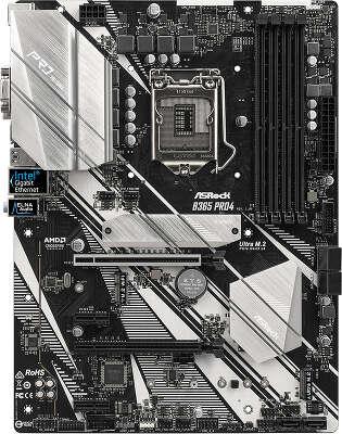 Материнская плата ATX LGA1151v2 ASRock B365 Pro4