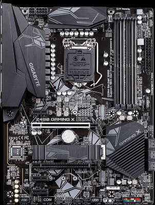 Материнская плата ATX LGA1200 GIGABYTE Z490 GAMING X