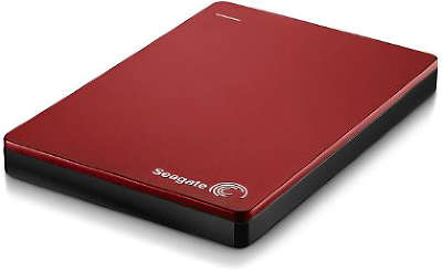 Внешний диск 2 ТБ Seagate Backup Plus Portable USB 3.0, Red [STDR2000203]