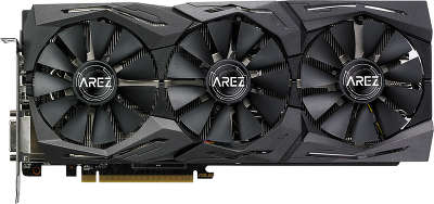 Видеокарта ASUS AMD Radeon RX 580 AREZ STRIX 8Gb DDR5 PCI-E DVI, 2HDMI, 2DP