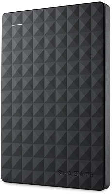 Внешний диск 2 ТБ Seagate Expansion Portable USB3.0, Black [STEA2000400]