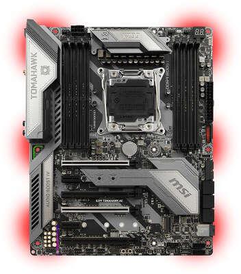 Материнская плата ATX LGA2066 MSI X299 TOMAHAWK AC