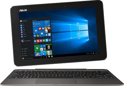 Ноутбук Asus T100HA Gray 10.1&quot; IPS Touch X5-Z8500/<wbr>2/<wbr>32SSD/<wbr>WiFi/<wbr>BT/<wbr>Cam/<wbr>W10