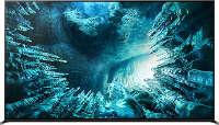 "ЖК телевизор Sony 75""/189см KD-75ZH8B LED 8K с Android TV, чёрный"