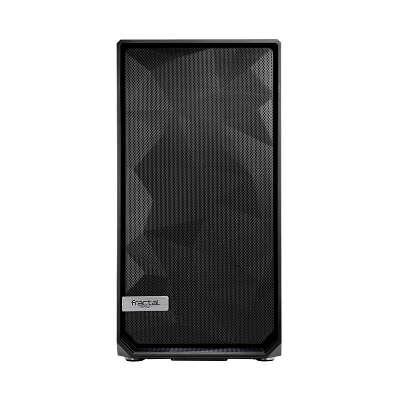 Корпус Fractal Design Meshify S2 TG Black, черный, ATX, Без БП (FD-CA-MESH-S2-BKO-TGL)