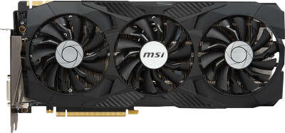 Видеокарта PCI-E NVIDIA GeForce GTX1080Ti DUKE 11G OC 11Gb DDR5X MSI [GTX 1080 Ti DUKE 11G OC]