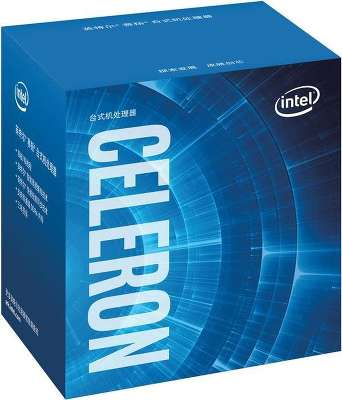 Процессор Intel® Celeron® G3930 (2.9GHz) LGA1151 BOX