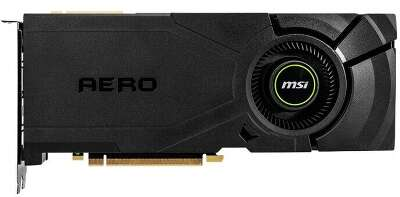 Видеокарта MSI nVidia GeForce RTX 2080 SUPER Aero 8Gb GDDR6 PCI-E HDMI, 3DP